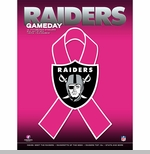 Oakland Raiders October 27th Game Day Program vs. Pittsburgh Steelers