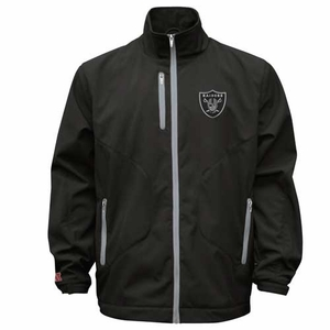 Oakland Raiders Overtime Soft Shell Jacket - Click to enlarge