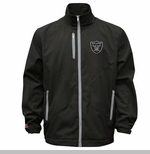 Oakland Raiders Overtime Soft Shell Jacket