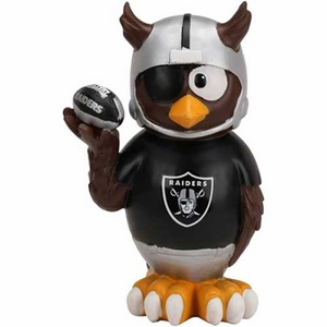 Oakland Raiders Owl - Click to enlarge
