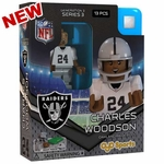 Oakland Raiders Oyo Charles Woodson Figure