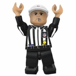 Oakland Raiders Oyo Referee Figure