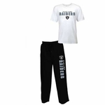 Oakland Raiders Pennant Sleep Set