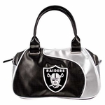 Oakland Raiders Perfect Bowler Purse