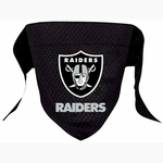 Oakland Raiders Pet Bandana