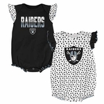 Oakland Raiders Polka Fan Creeper