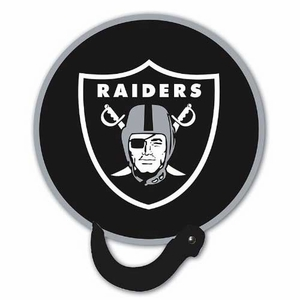 Oakland Raiders Pop Up Fan - Click to enlarge