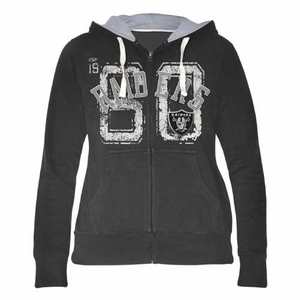 Oakland Raiders Post Season Hoodie - Click to enlarge