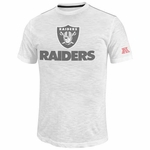 Oakland Raiders Posted Victory II Short Sleeve Tee