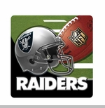 Oakland Raiders Premium Coaster Set