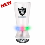 Oakland Raiders Projector Pint