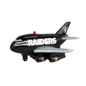 Oakland Raiders Pullback Plane - Click to enlarge