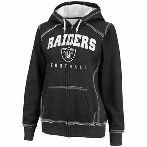 Oakland Raiders Pure Heritage Hood - Click to enlarge