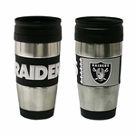 Oakland Raiders PVC Wrap Mug