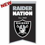 Oakland Raiders Raider Nation Banner