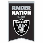 Raiders Raider Nation Banner