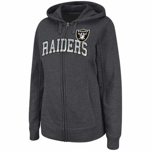 Oakland Raiders Real Flava Hoodie - Click to enlarge