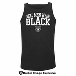 Oakland Raiders Real Men II Tank