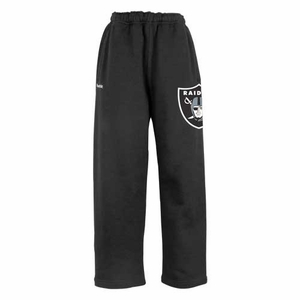 Oakland Raiders Reebok Juvenile Touchdown Fleece Pant - Click to enlarge