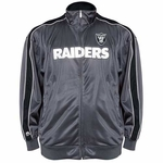 Oakland Raiders Reflective Track Jacket