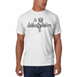 Oakland Raiders Retro White Scrum Tee