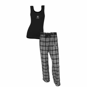Oakland Raiders Revelation Tank and Pant Set - Click to enlarge