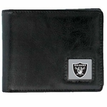 Oakland Raiders RFID Travel Wallet