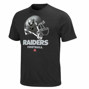 Oakland Raiders Rival Vision III Short Sleeve Tee - Click to enlarge