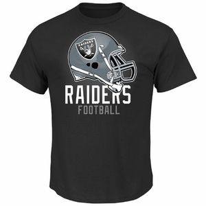 Oakland Raiders Rival Vision IV Tee - Click to enlarge