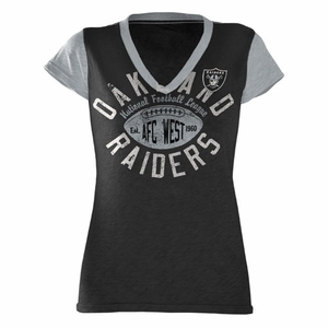 Oakland Raiders Road Trip Tee - Click to enlarge