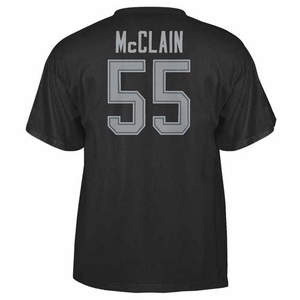 Oakland Raiders Rolando McClain Player Tee - Click to enlarge