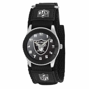Oakland Raiders Rookie Black Watch - Click to enlarge