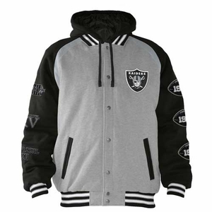 Oakland Raiders Rookie of the Year Jacket - Click to enlarge