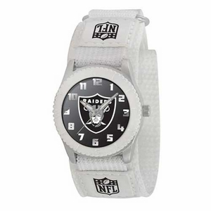 Oakland Raiders Rookie White Watch - Click to enlarge