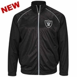 Oakland Raiders Rubber Game Jacket