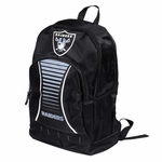 Oakland Raiders Rugged Backpack