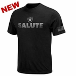 Oakland Raiders Salute Foundation T