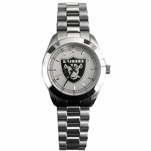 Oakland Raiders Sapphire Mens Watch - Click to enlarge