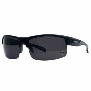 Oakland Raiders Screen Sunglasses - Click to enlarge