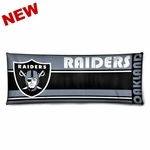 Oakland Raiders Seal Body Pillow