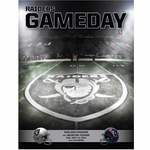 Oakland Raiders September 14th Game Day Program vs. Houston Texans