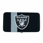 Oakland Raiders Shell Mesh Wallet