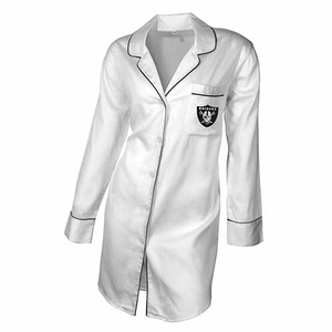Oakland Raiders Shield Nightshirt - Click to enlarge