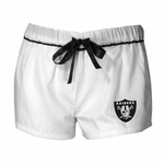 Oakland Raiders Shield Short