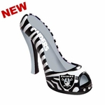 Oakland Raiders Shoe Bottle Opener