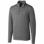 Oakland Raiders Shoreline Half Zip