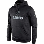 Oakland Raiders Sideline KO Pullover Fleece