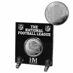 Oakland Raiders Silver Coin