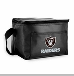 Oakland Raiders Six Pack Lunch Tote