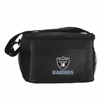 Oakland Raiders Six Pack Team Cooler Bag